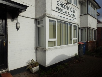 Greenfield Medical Centre, Cricklewood, London