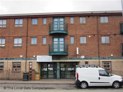 Arch Medical Practice, Hulme, Manchester