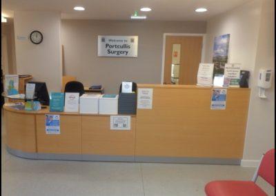 Portcullis Surgery, Ludlow
