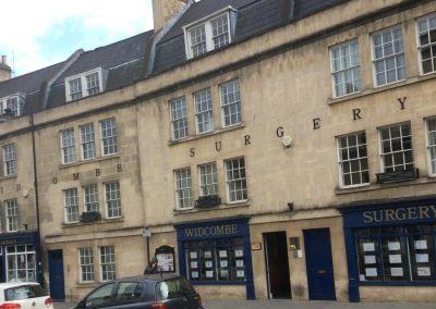 Widcombe surgery, Widcombe Parade, Bath